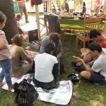 Festivalový jarmok na Drienku 2015